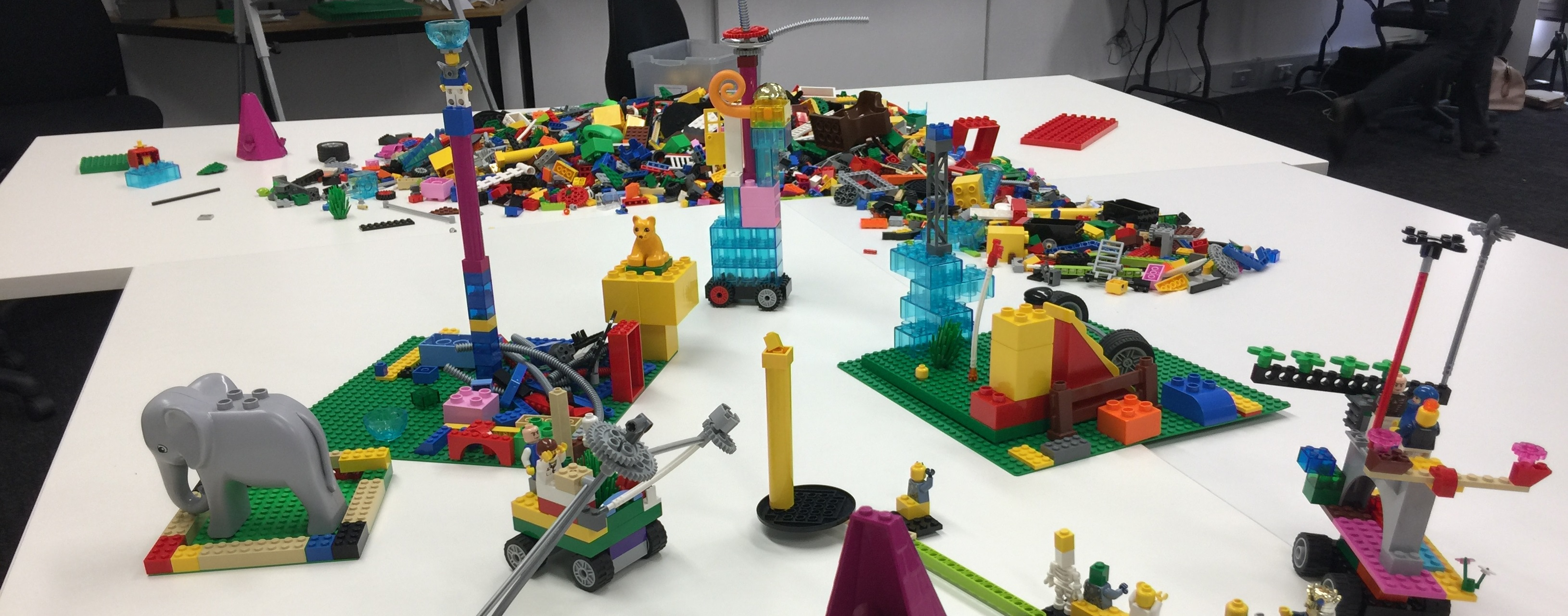 LEGO® SERIOUS PLAY® Materials and Methodology