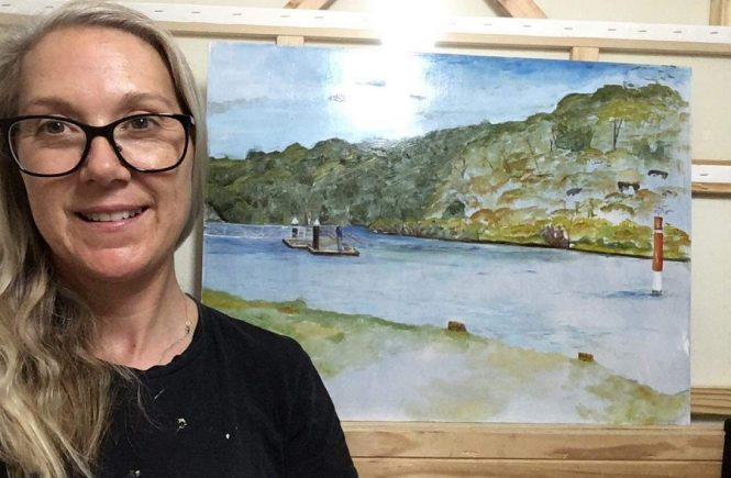 Artistic Specialist Paint Finisher & Carer – Rebecca Neill